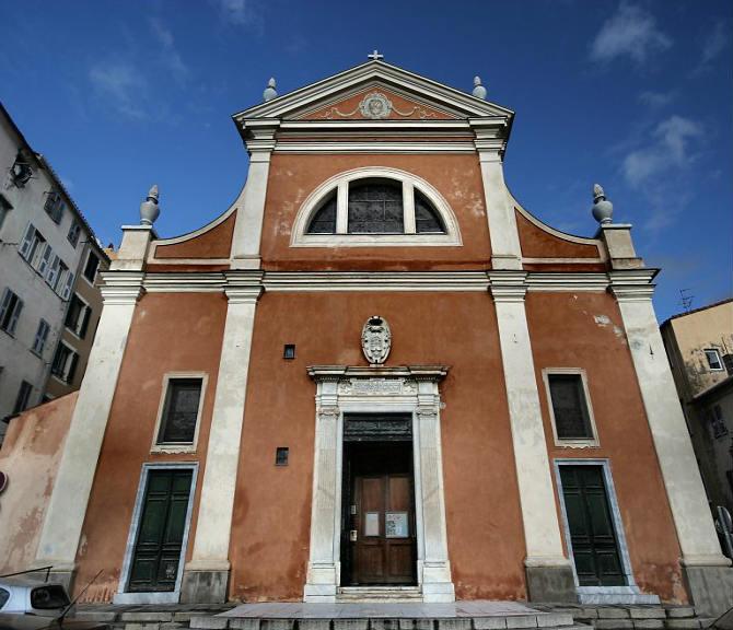 Καθεδρικός Ajaccio