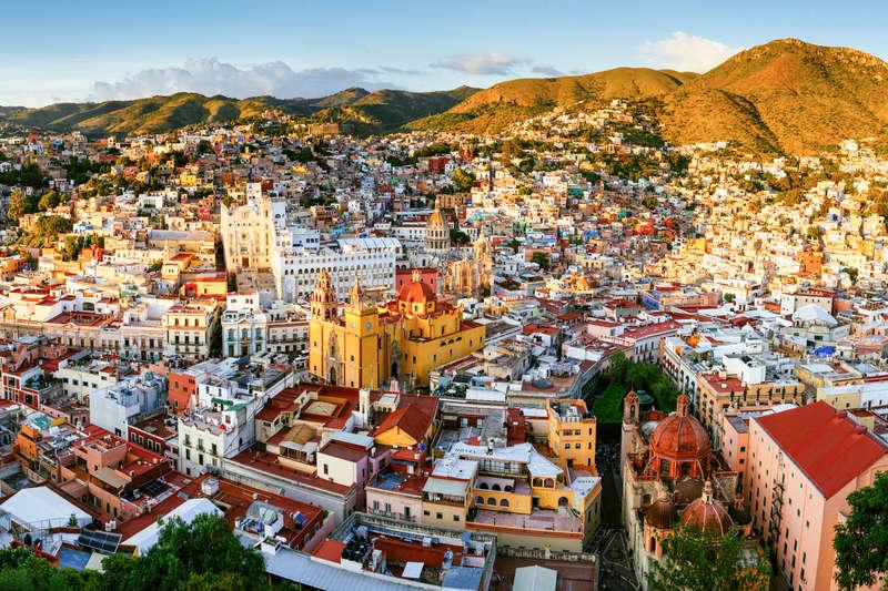 Πόλη του Μεξικού, Μεξικό