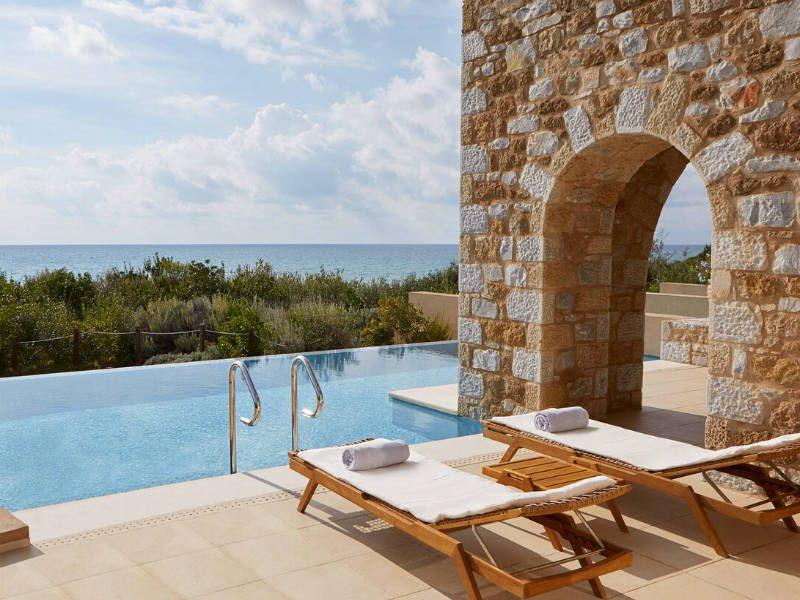 Costa Navarino νέα ξενοδοχεία