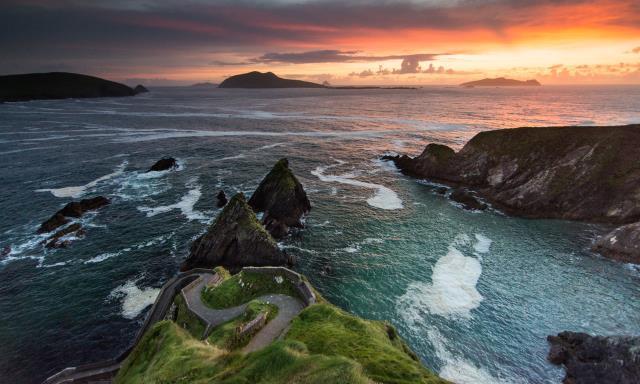 Dingle Ιρλανδία