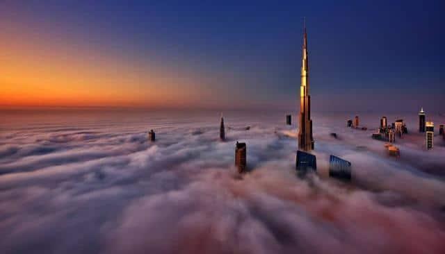Ντουμπάι χειμώνας