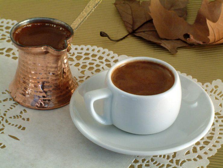 Ελληνικός καφές Ψυρρή