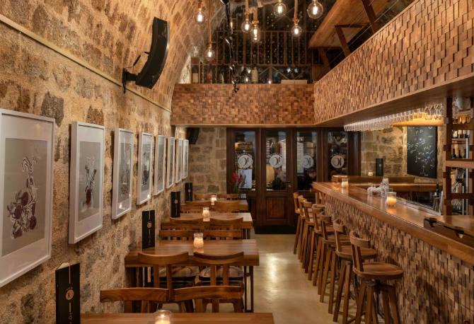 Εστιατόριο, 10GR Hotel Wine Bar