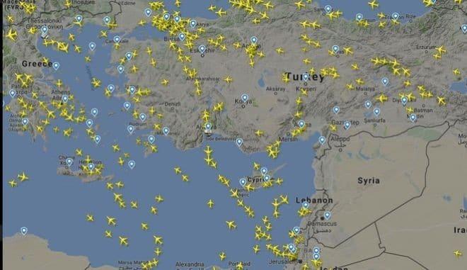 Ραντάρ αεροπλάνων