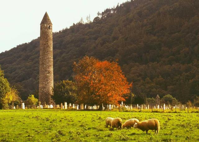 Glendalough Ιρλανδία