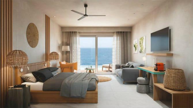 Υπνοδωμάτιο, Enorme Santanna Beach