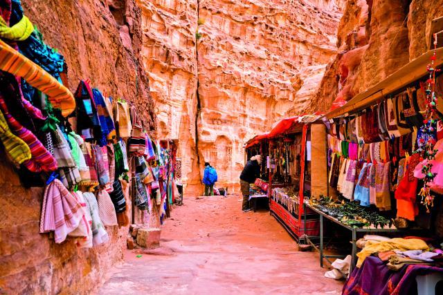 Ιορδανία μαγαζιά