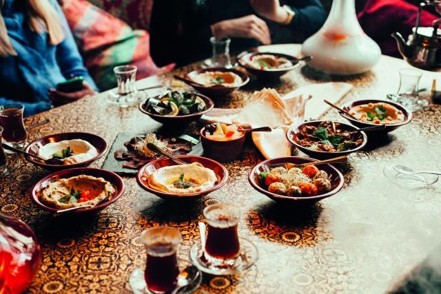 Ιορδανία φαγητό