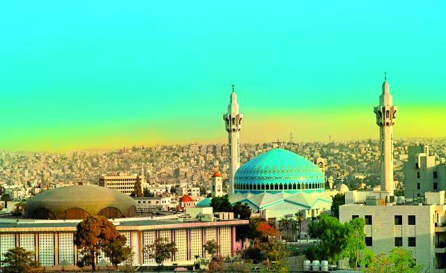 Τζαμί στο Αμμαν Ιορδανία