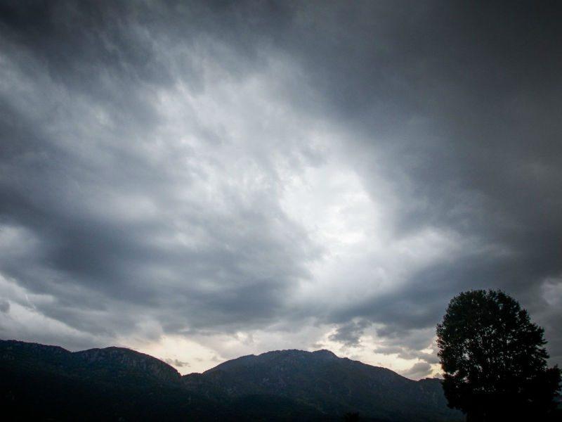 Συννεφιά - βροχές - καταιγίδες