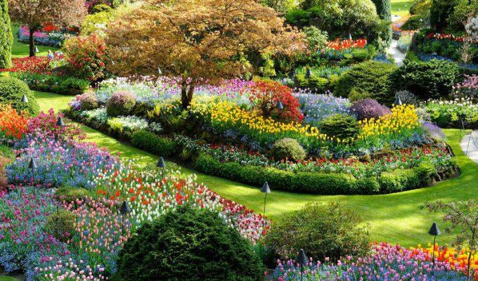 ωραιότεροι κήποι στον κόσμο