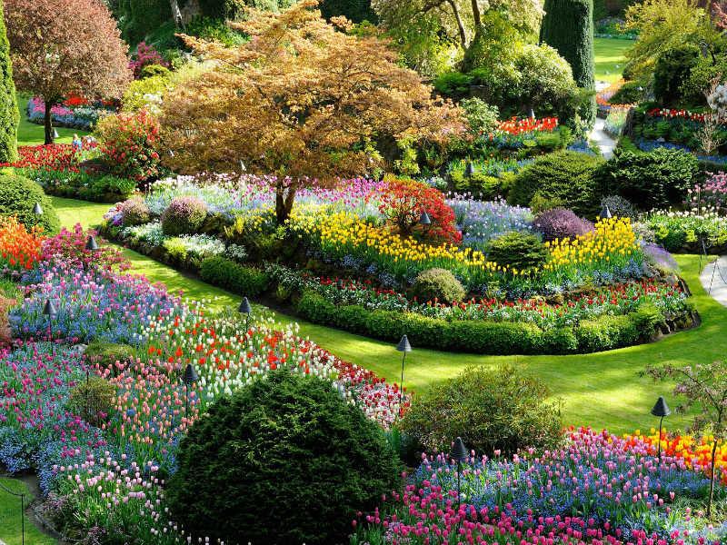 Οι 7 από τους ωραιότερους κήπους στον κόσμο!