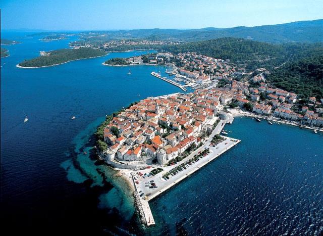 Korcula, Κροατία