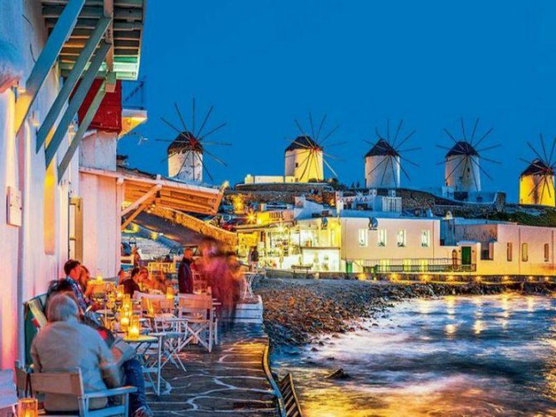 κρήτη, μύκονος, πάρος τα καλύτερα ελληνικά νησιά