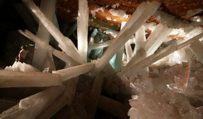 σπήλαια κρυστάλλων