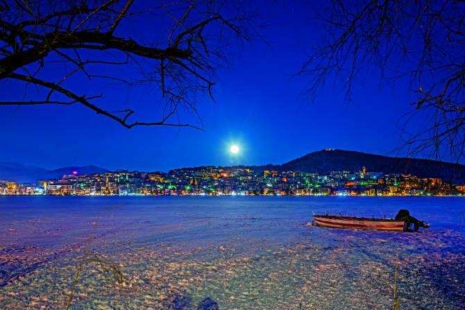 Η λίμνη, Καστοριά