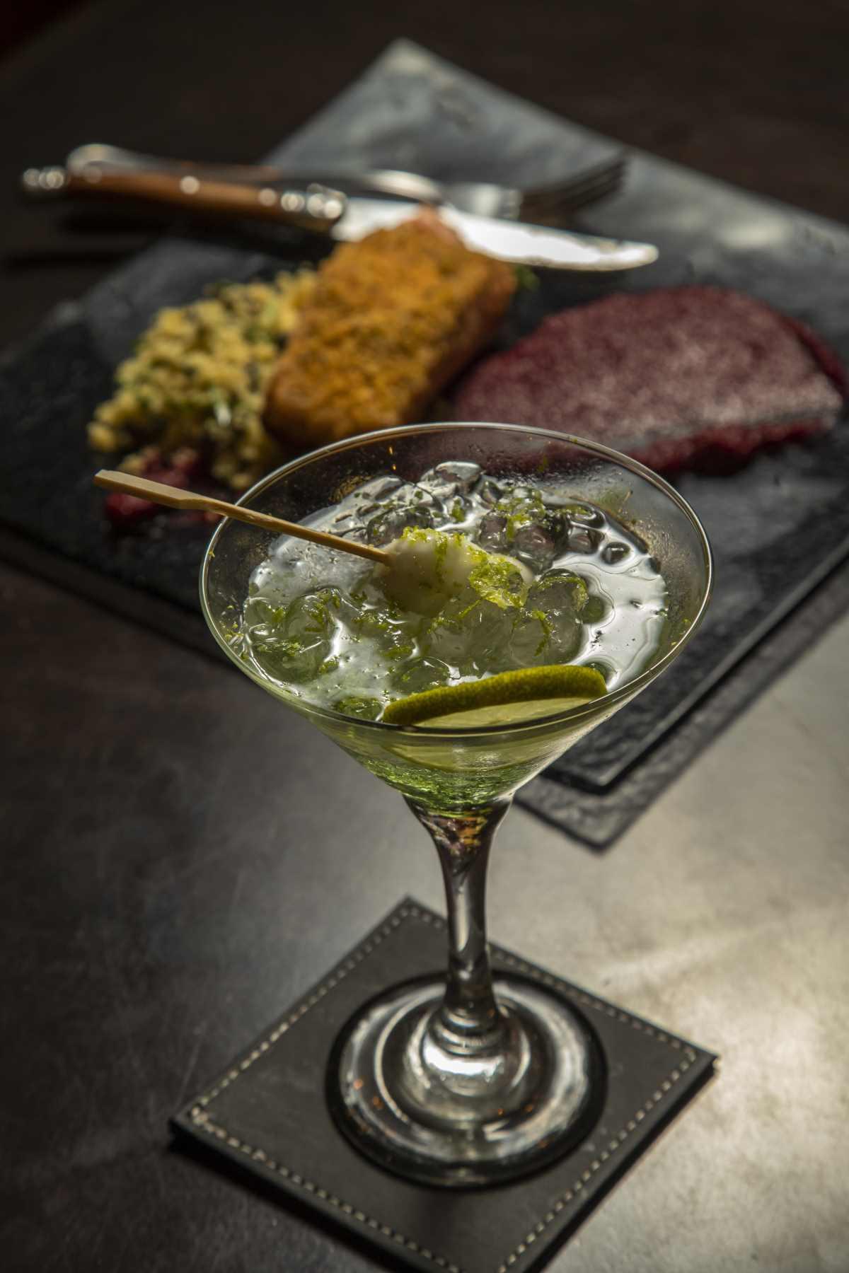 Lusitania cocktail