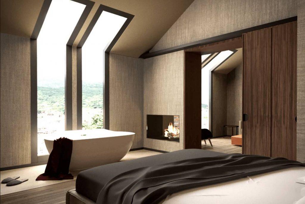 lynx mountain resort Φλώρινα - σουίτα