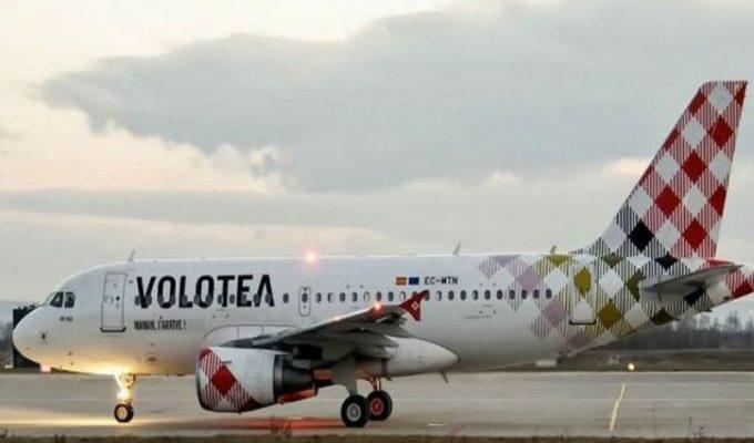 Volotea δρομολόγια - πτήσεις