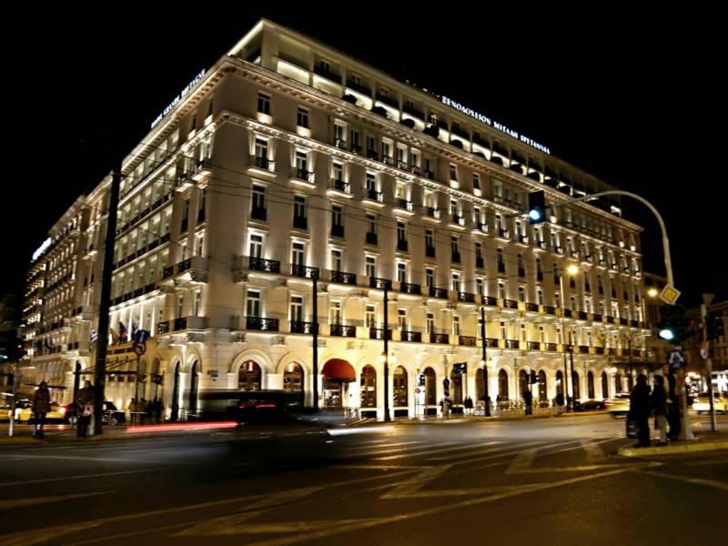 Στην διάσημη λίστα Conde Nast Traveler τα ξενοδοχεία Μεγάλη Βρεταννία και King George!
