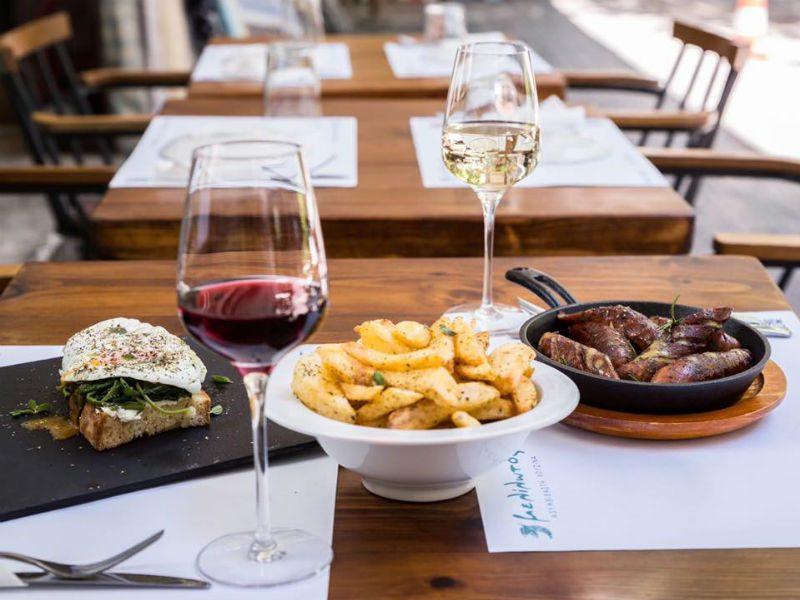 Το «ασυμβίβαστο» εστιατόριο της Αθήνας για το οποίο έγραψαν οι Guardian, New York Times και Forbes!