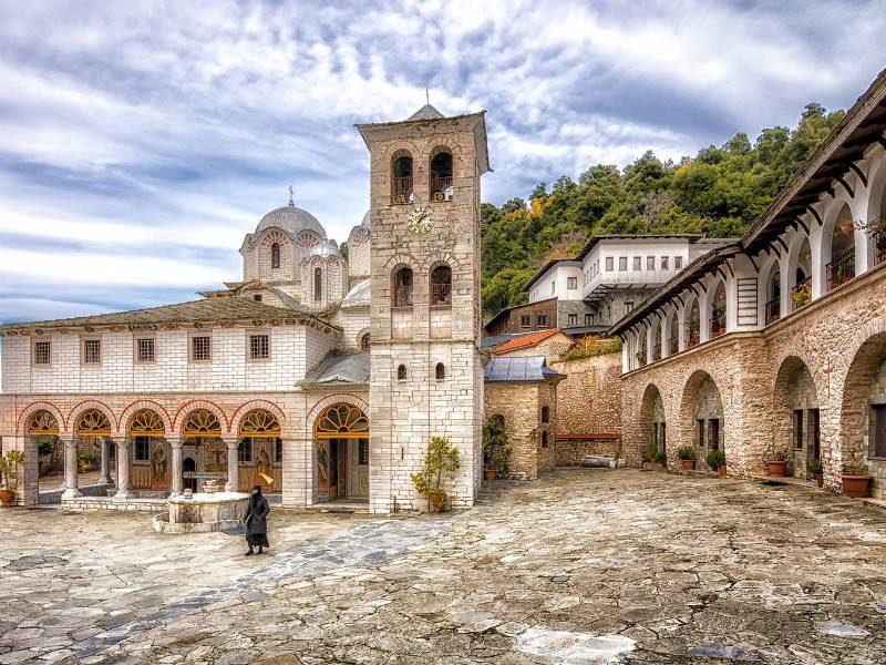 Το παλαιότερο μοναστήρι της Ευρώπης