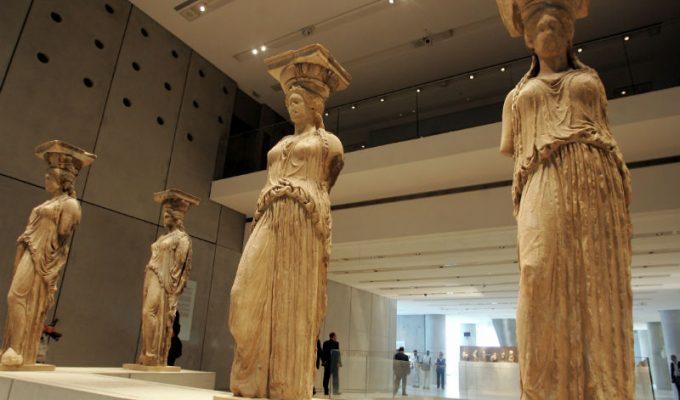 Μουσείο Ακρόπολης - ελεύθερη δράση