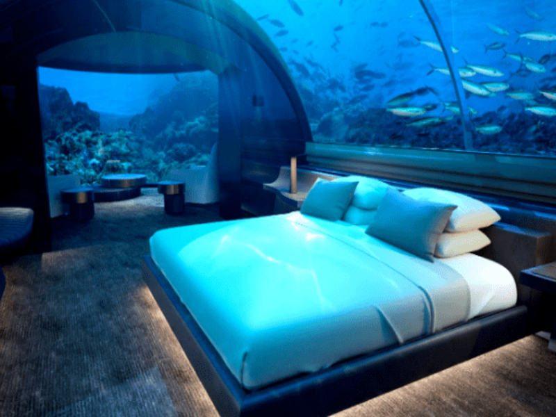 ξενοδοχείο muraka, Μαλδίβες