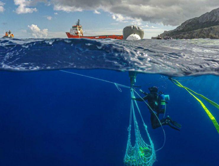 Ναυάγιο των Αντικυθήρων: Νέα ευρήματα στην υποβρύχια αρχαιολογική έρευνα!