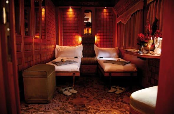 δωμάτιο, Orient Express
