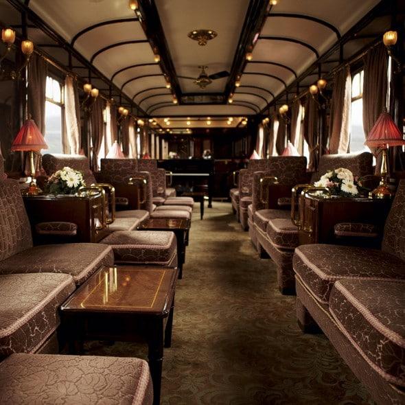 Σαλόνι, Orient Express