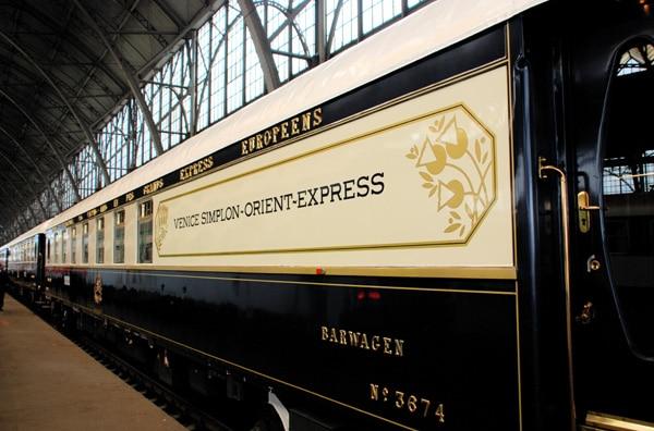 Εξωτερική όψη, Orient Express
