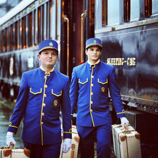 υπάλληλοι, Orient Express