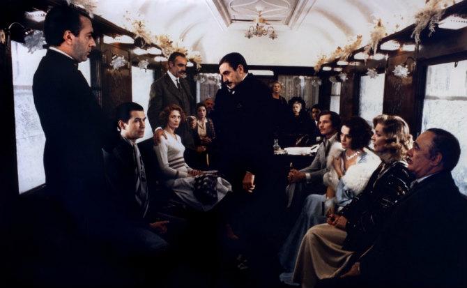 Ταινία, Orient Express