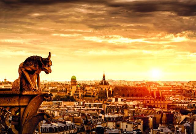 Παρίσι θέα