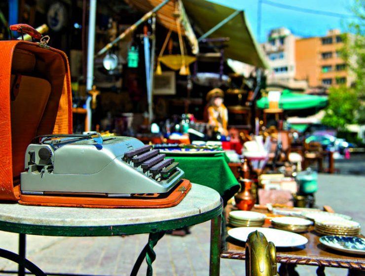 """Η """"κρυφή"""" πλακόστρωτη πλατεία στο Μοναστηράκι! Εσύ τι γνωρίζεις;"""