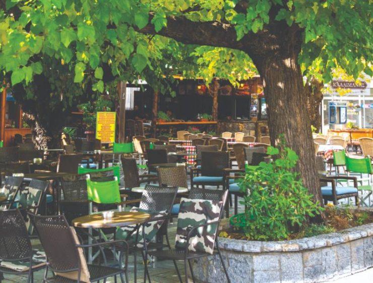 Πολύδροσος: Το low profile χωριό του Παρνασσού που μοιάζει να έχει βγει από καρτ ποστάλ!