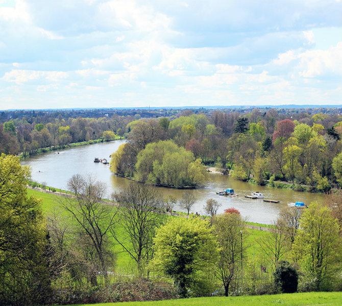 Πάρκο Richmond, Λονδίνο, Αγγλία