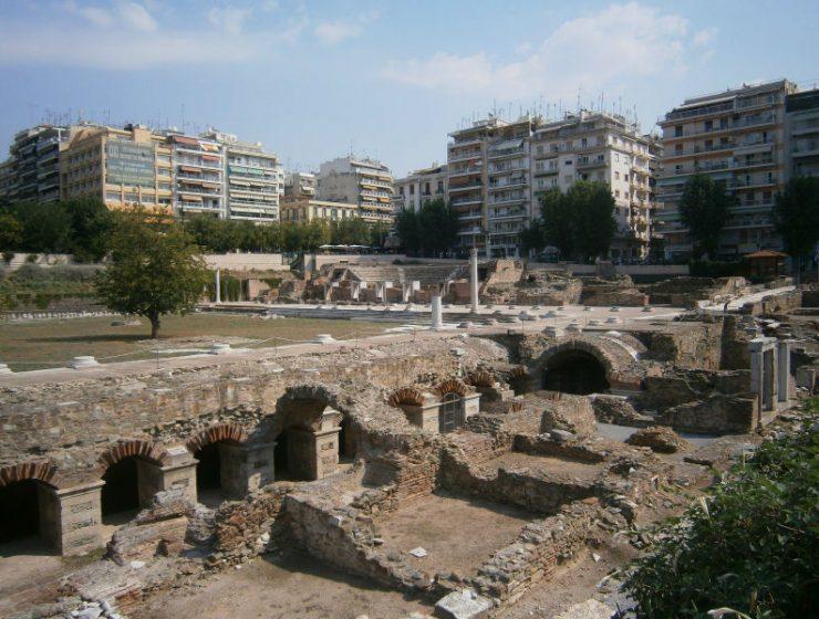 Θεσσαλονίκη ξεναγήσεις