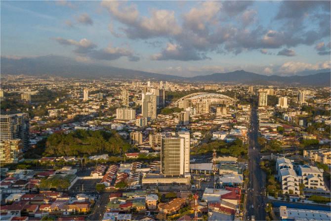 Σαν Χοσέ, Κόστα Ρίκα