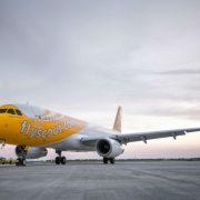 Scoot αεροπλάνο