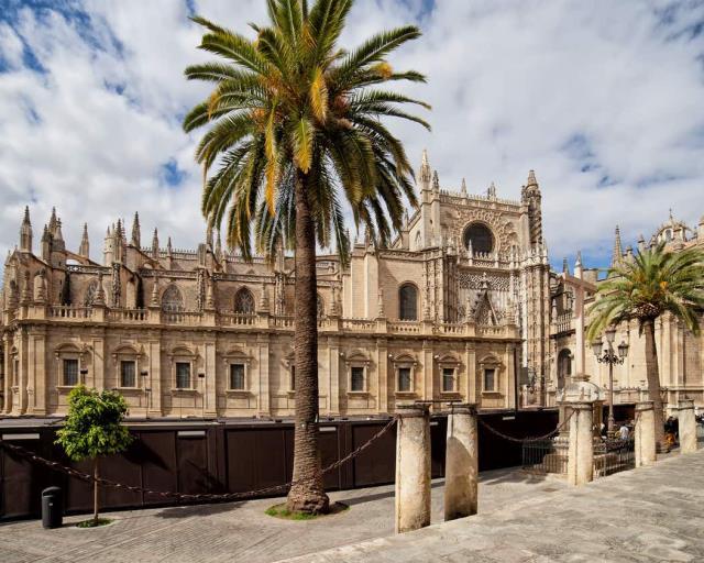 Καθεδρικός ναός της Σεβίλλης
