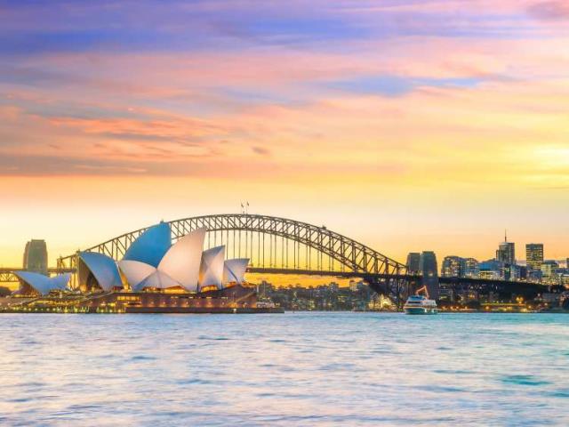 Σίδνεϊ, Αυστραλία - χειμώνας