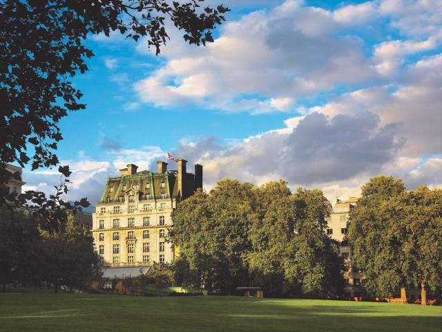 The Ritz - ξενοδοχείο Λονδίνο