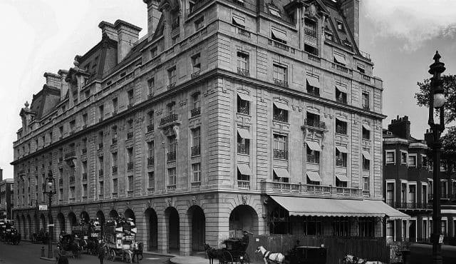 Η ιστορία του «The Ritz»