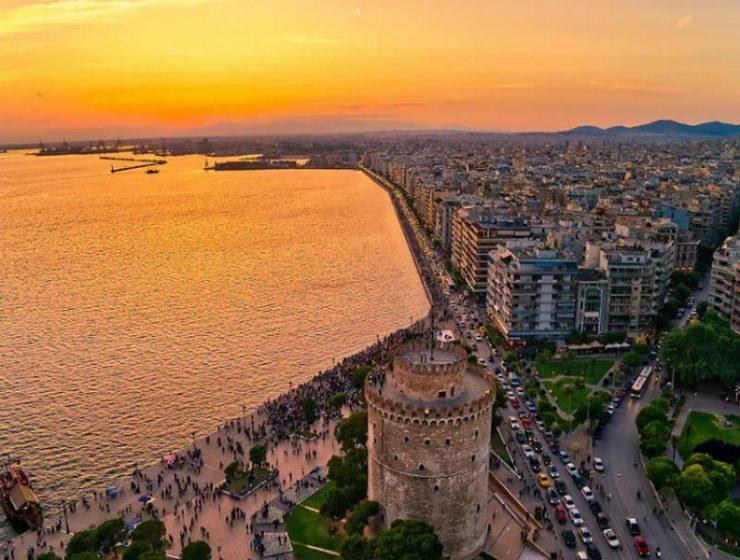 Θεσσαλονίκη κοντινοί προορισμοί 28η Οκτωβρίου