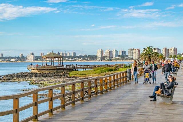 Ουρουγουάη ακτές