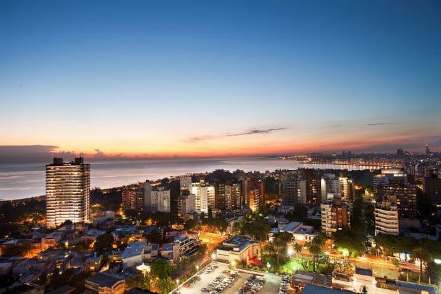 Ουρουγουάη θέα