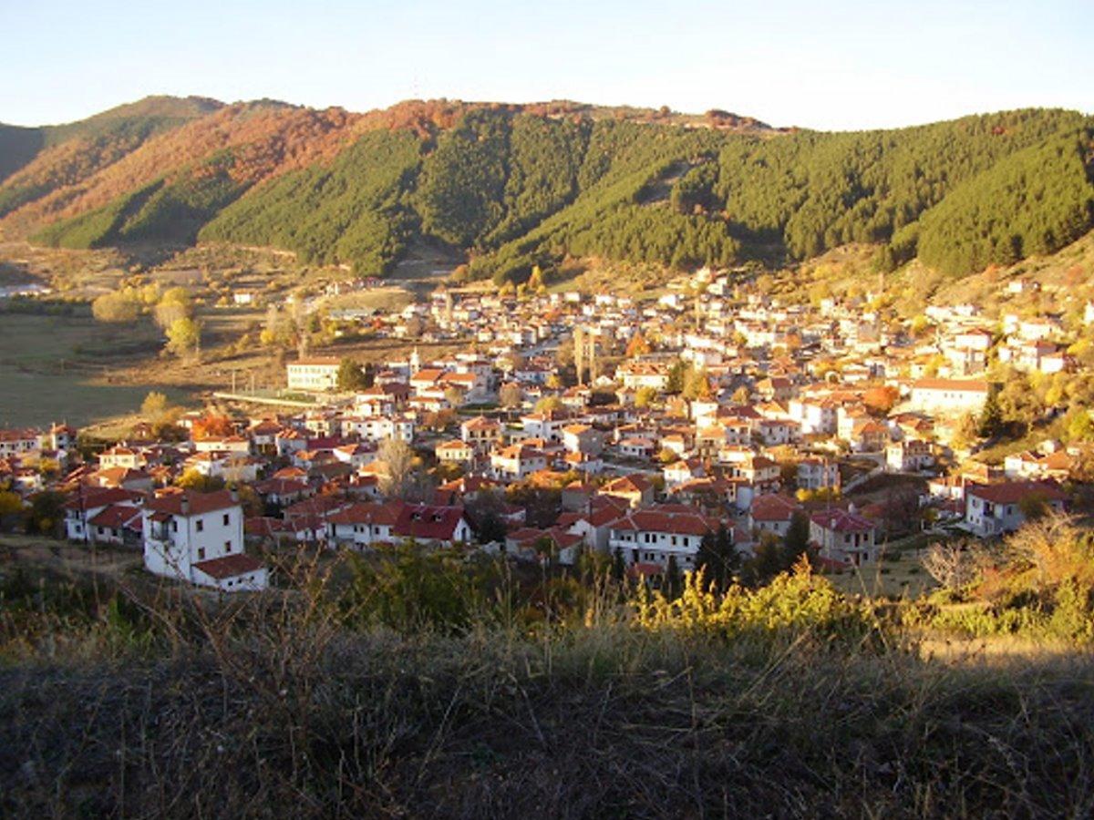 Βλάστη Κοζάνης ωραιότερα χωριά