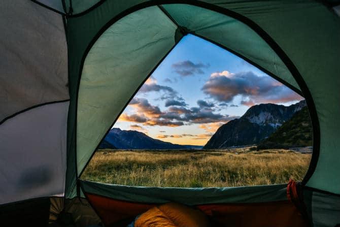Εθνικό Πάρκο Mount Cook, Νέα Ζηλανδία
